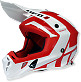 UFO Quiver Shasta Red - White
